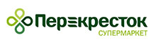 """Логотип компании """"Перекресток"""""""